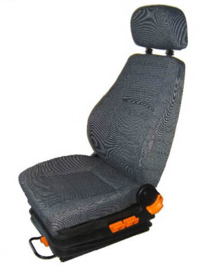 BDP-27 Pneumatic suspension Seat