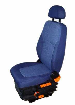 BDM-22 Mechanical Suspension Seat