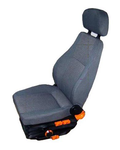BDM-3 Mechanical Suspension Seat