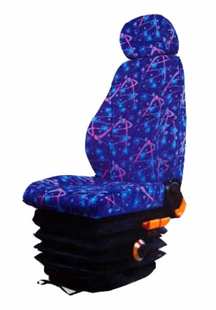 BDM-4 Mechanical Suspension Seat