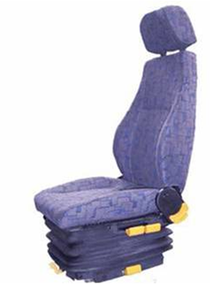 BDP-4 Pneumatic suspension Seat