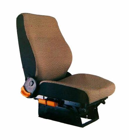BDS-6 Stationary Seat